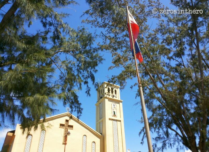 Saint Joseph Parish fronting the San Francisco (SanFran) municipal hall