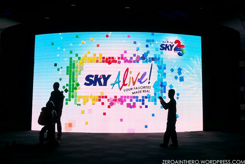 SKY Alive! 2016 – Favorites Made Real