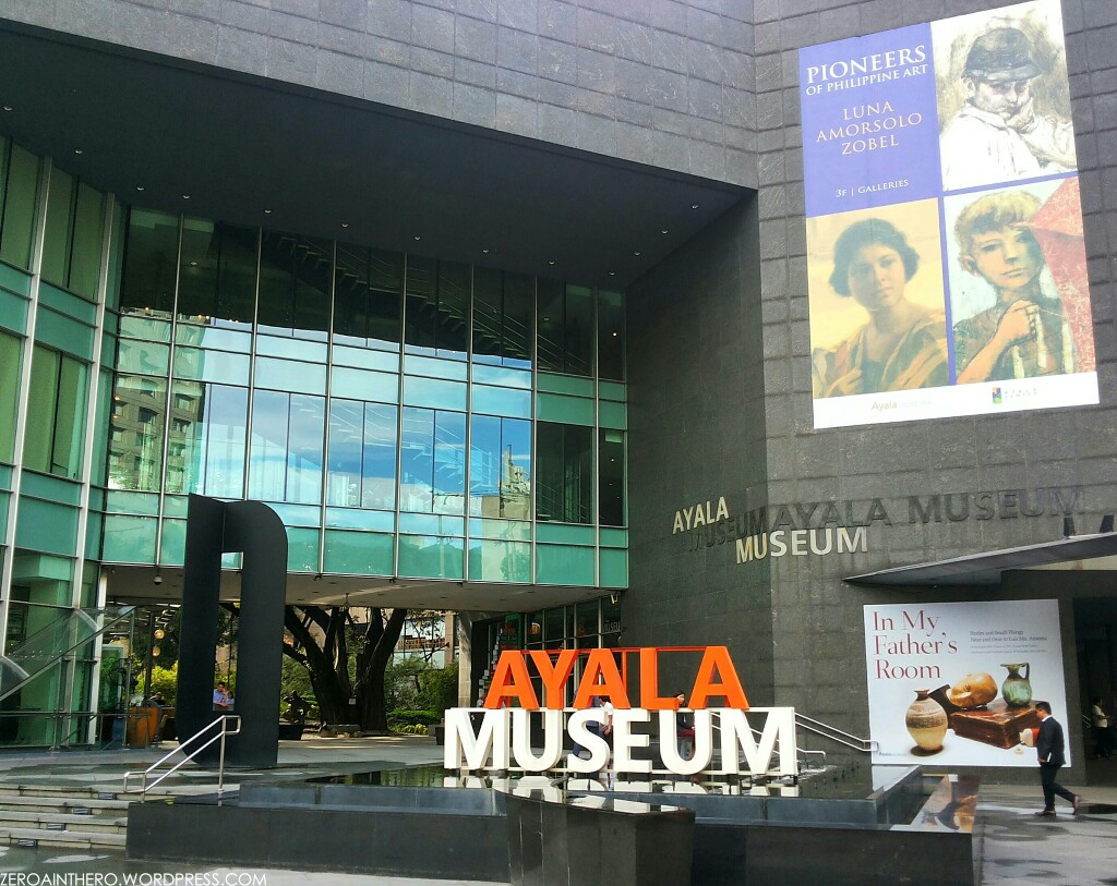 A Day at the Museum | The Ayala Museum (Part1)