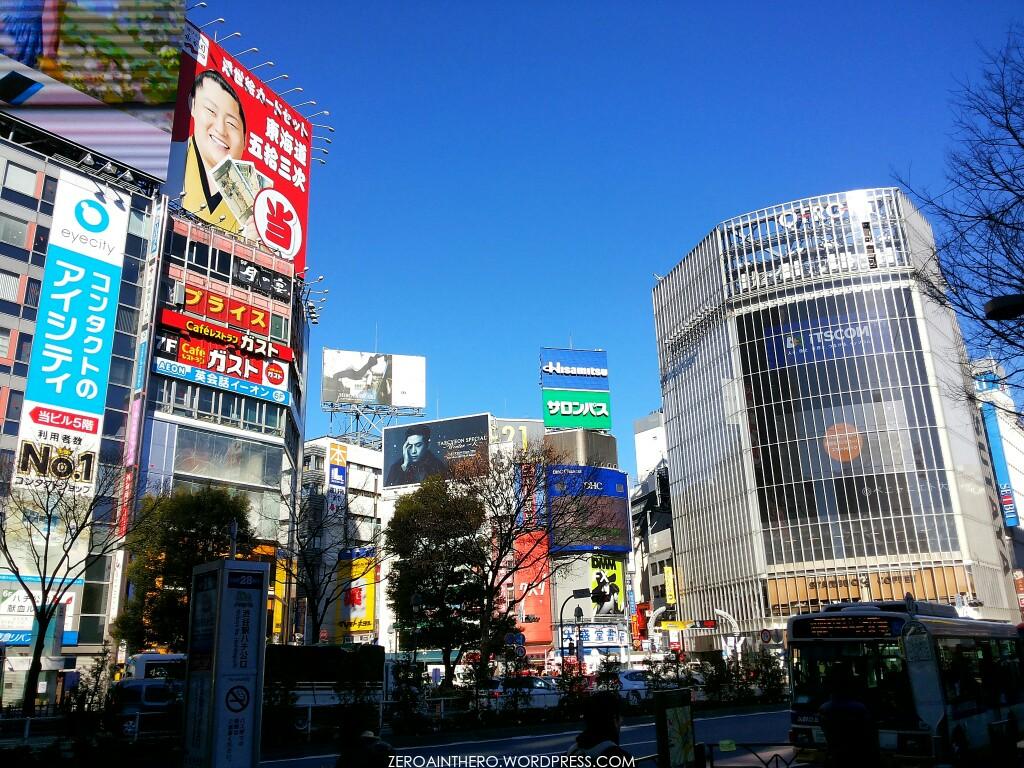 Shibuya | The Pulse to an Amazing City'sBeat
