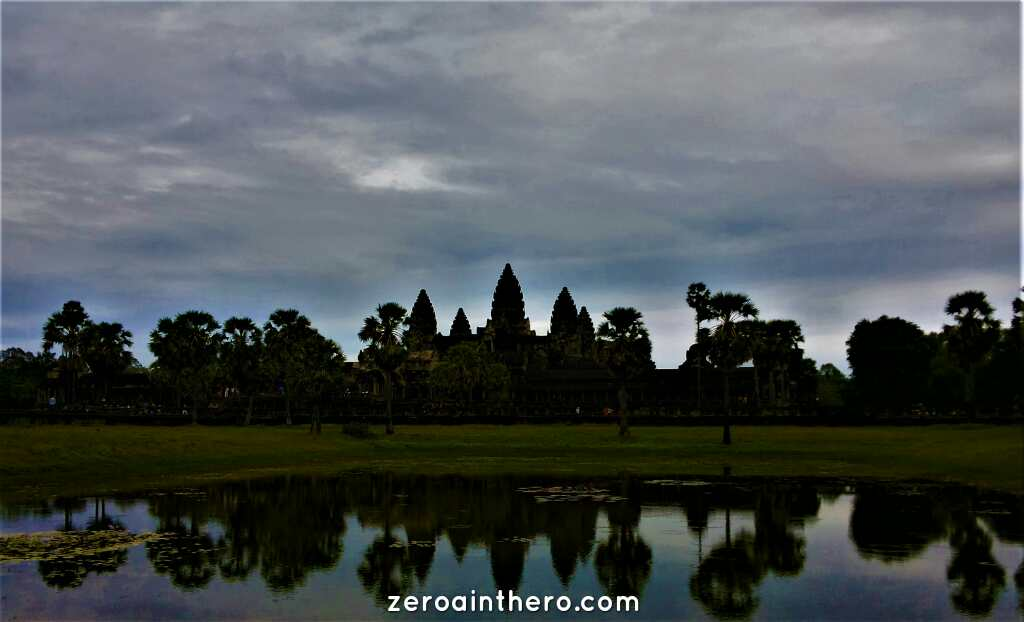The Ancient City of Angkor – A Cautionary Tale